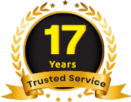 5 years trusted service