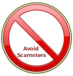 avoid scamsters