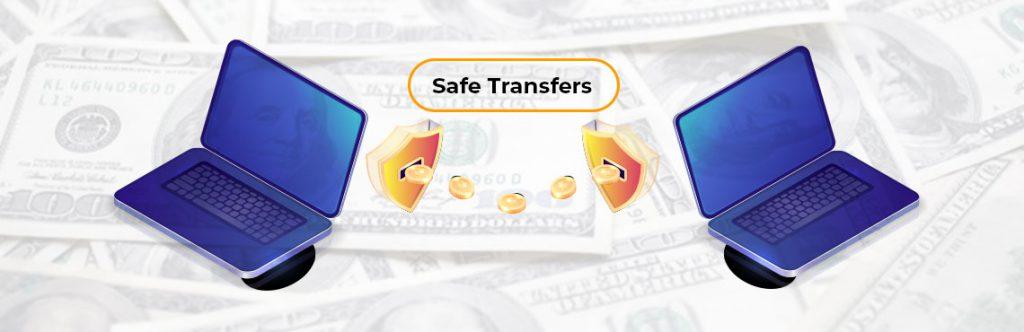 safe transfers