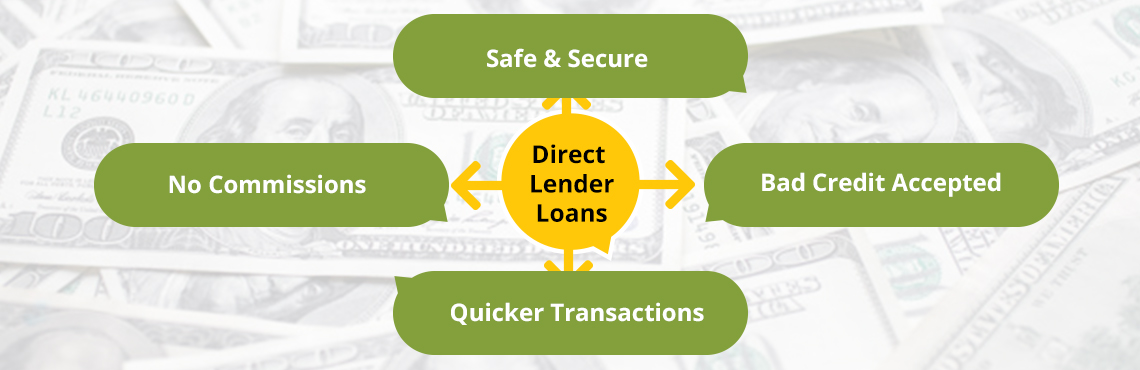 guaranteed approval from direct lenders