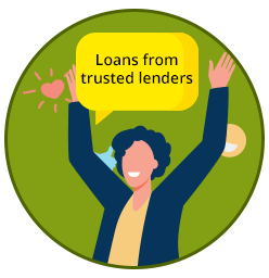 loans from trusted lenders